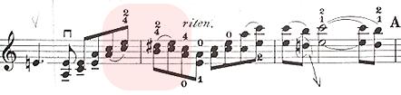 ベリオ ヴァイオリンコンチェルト第九番3