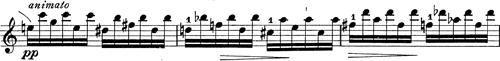 ベリオ ヴァイオリンコンチェルト第九番7