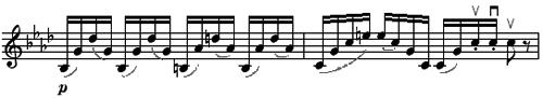 カイザー練習曲3巻32番