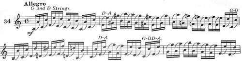 カイザー練習曲3巻34番