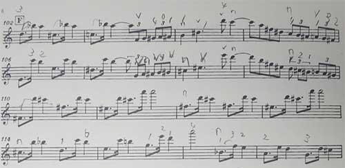 マーラー ピアノ四重奏曲1楽章 カイザーみたいな分部